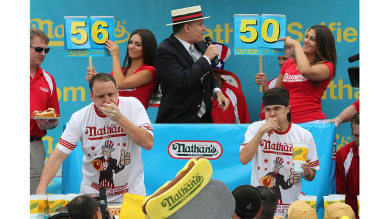 Hot Dog Eating Contest Minneapolis