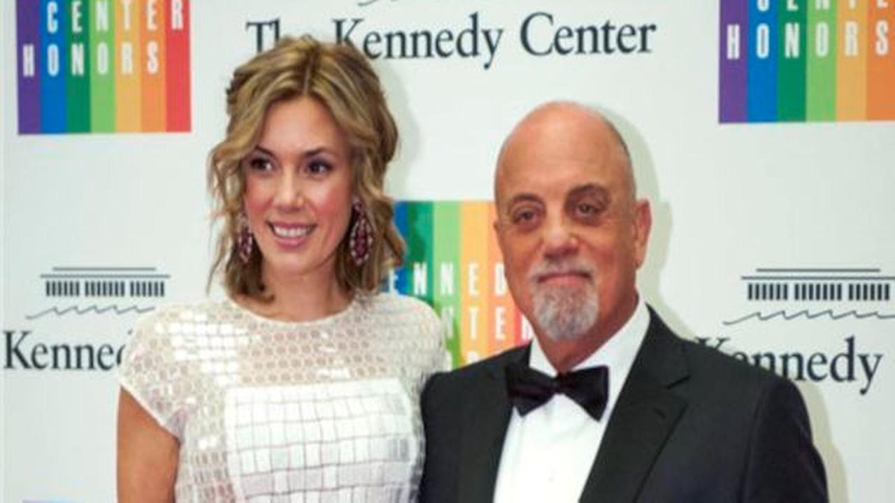 Billy Joel weds girlfriend Alexis Roderick during Fourth of July party on Long Island