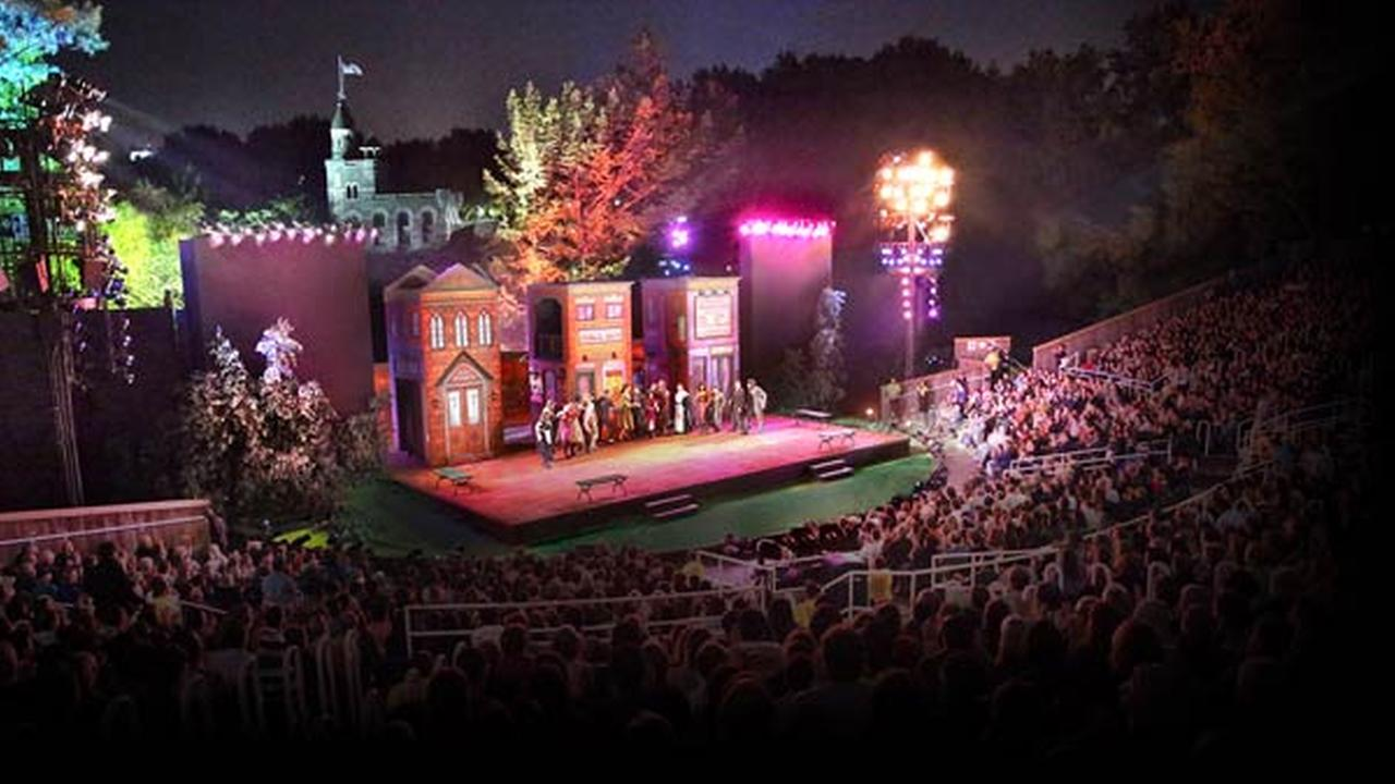 Get ready for Shakespeare in the Park>