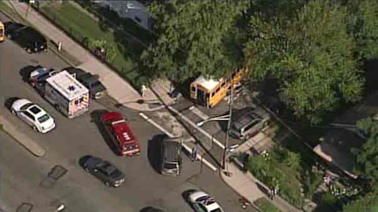 queens school bus accident