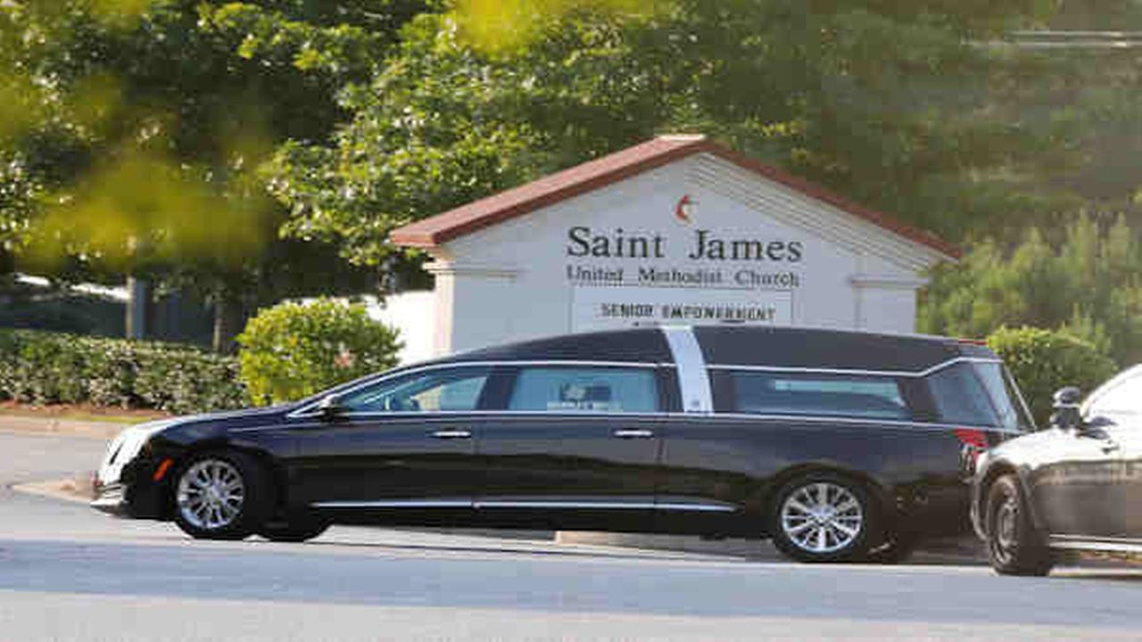 Family, friends attend private funeral for Bobbi Kristina