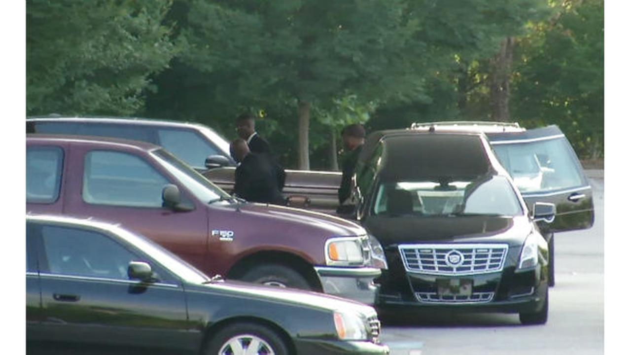 APTOPIX Bobbi Kristina Brown Funeral Johnny C Clark