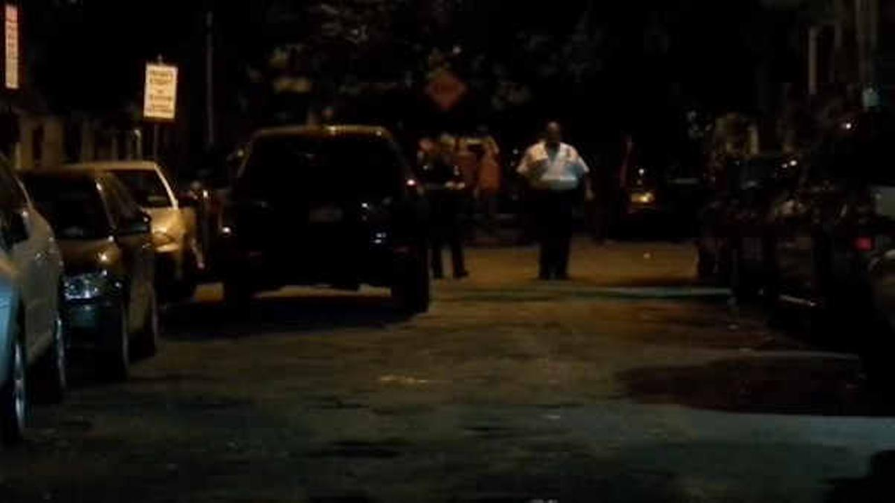 2 men, 1 woman wounded in shooting in Brooklyn