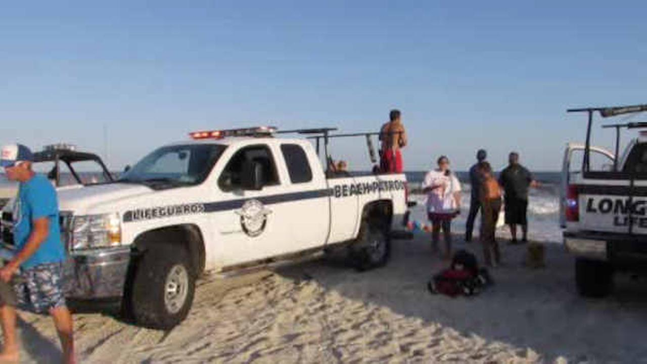 Swimmer found submerged off Long Beach confirmed dead