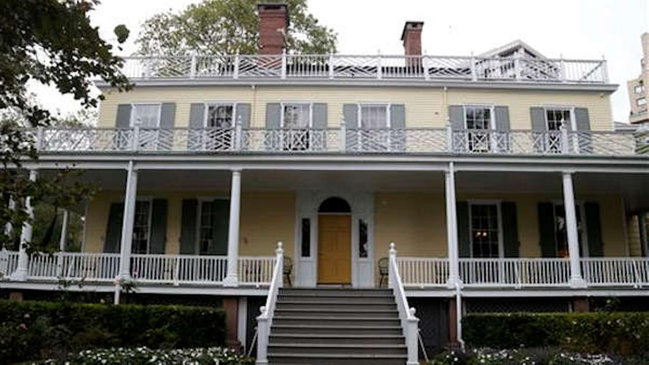 gracie mansion cover photo