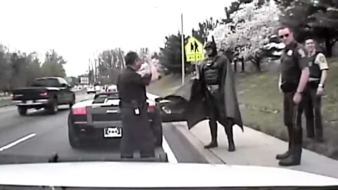 Man who dressed as Batman for hospitalized children dies in highway crash in Maryland