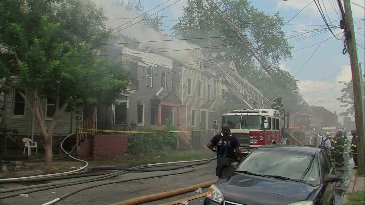 6 Firefighters Injured 31 Residents Displaced In Multi