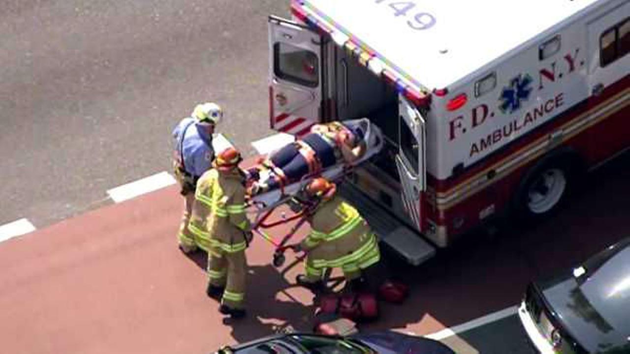 empire casino bus accident