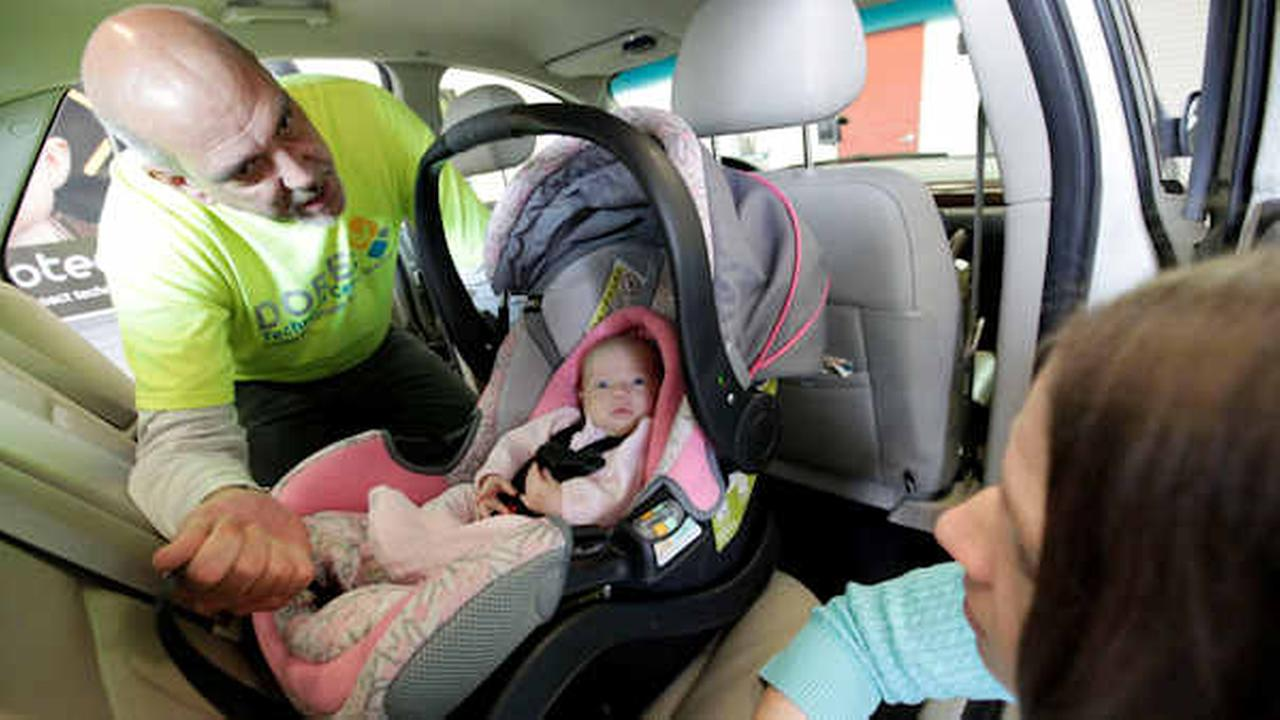 New Jersey Taxi Car Seat Laws