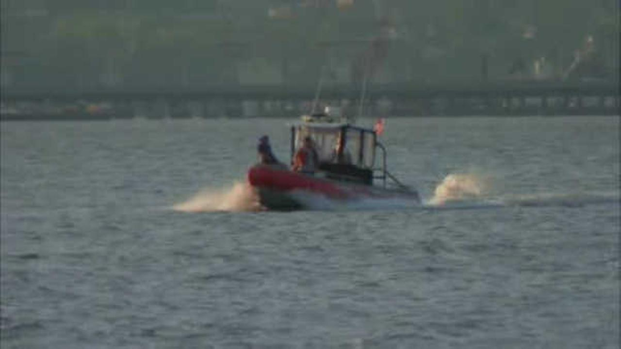 Boater drowns after falling off sailboat in Hudson River