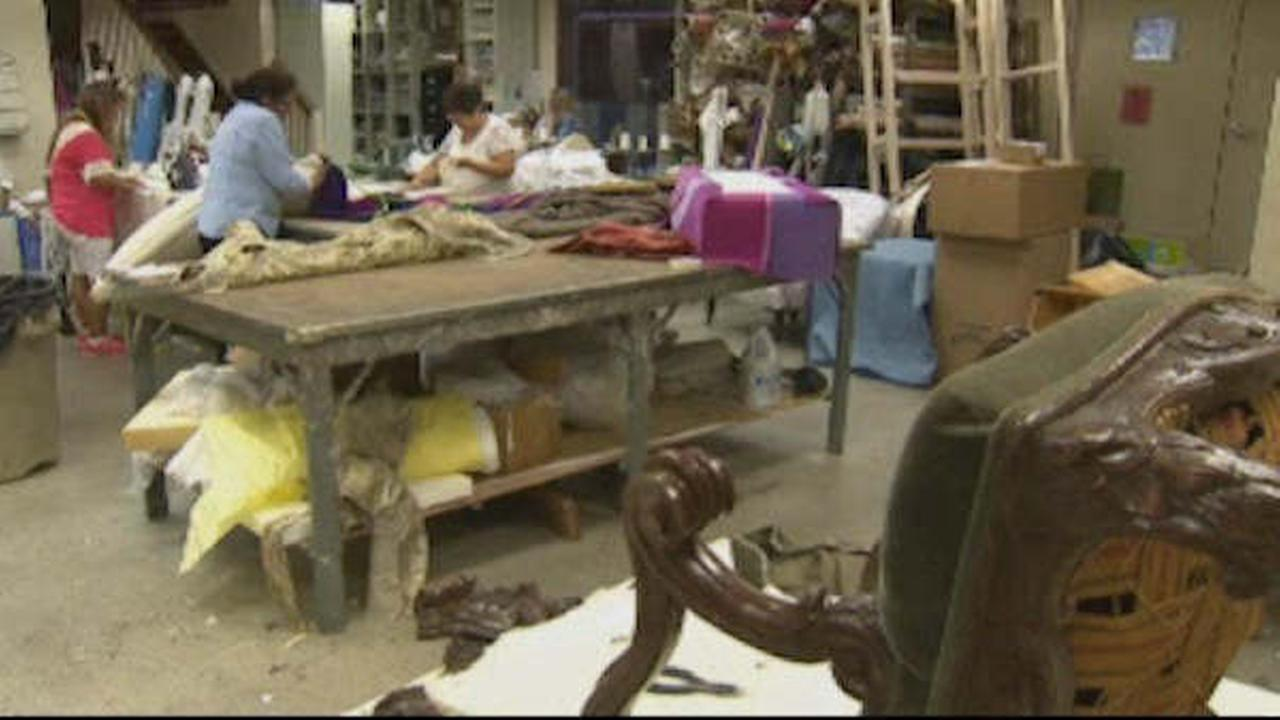 Greenwich fabric company designing fabrics for papal visit
