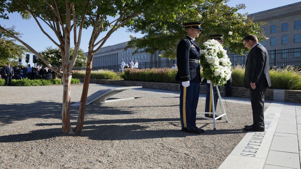 Pentagon Sept 11 AnniversaryJacquelyn Martin