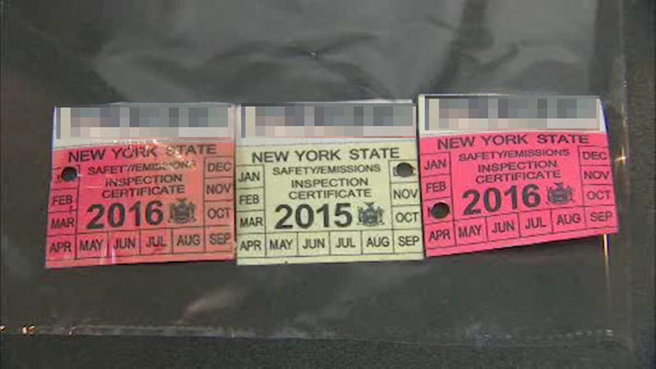 Fake car inspections a hazard according to police in Babylon, Long Island |  abc7ny.com