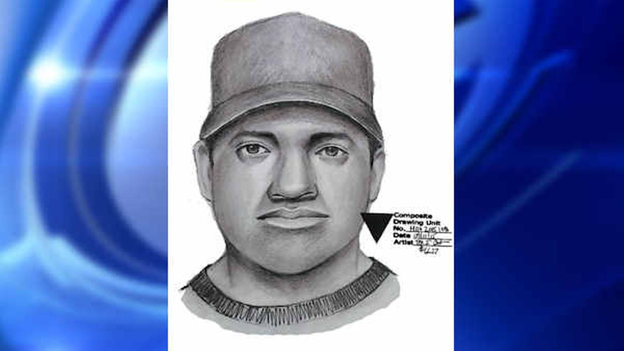 Sketch released in pair of sex assaults near Palisades Park bus stop