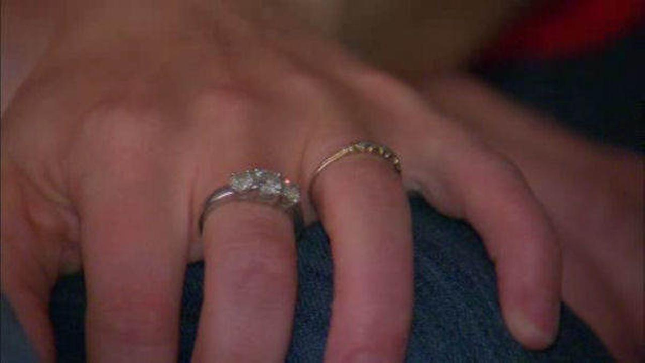 Lost engagement ring returned after random act of kindness