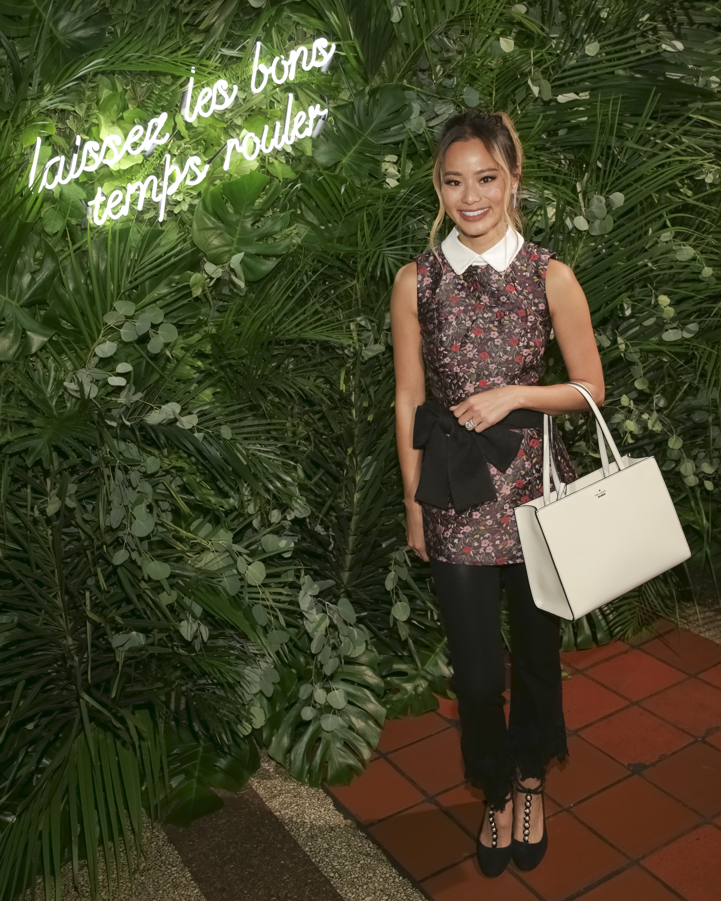 <div class='meta'><div class='origin-logo' data-origin='AP'></div><span class='caption-text' data-credit='Brent N. Clarke/Invision/AP'>Actress Jamie Chung attends the Kate Spade 2018 Spring Presentation held at Grand Central Terminal on Friday, Sept. 8, 2017, in New York. (Photo by Brent N. Clarke/Invision/AP)</span></div>
