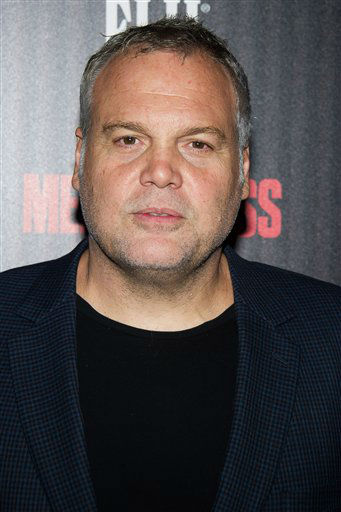 """<div class=""""meta image-caption""""><div class=""""origin-logo origin-image """"><span></span></div><span class=""""caption-text"""">Vincent D'Onofrio attends a screening of """"Guardians of the Galaxy"""" in New York. (Charles Sykes/Invision/AP)</span></div>"""