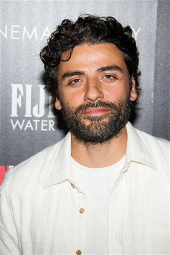 """<div class=""""meta image-caption""""><div class=""""origin-logo origin-image """"><span></span></div><span class=""""caption-text"""">Oscar Isaac attends a screening of """"Guardians of the Galaxy"""" in New York (Charles Sykes/Invision/AP)</span></div>"""