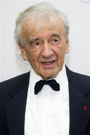 "<div class=""meta image-caption""><div class=""origin-logo origin-image ap""><span>AP</span></div><span class=""caption-text"">Elie Wiesel attends The Elie Wiesel Foundation For Humanity's Arts for Humanity Gala. (Charles Sykes/Invision/AP)</span></div>"