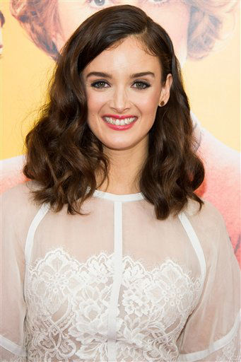 "Charlotte Le Bon attends ""The Hundred-Foot Journey"" premiere on Monday, August 4, 2014 in New York. (Photo by Charles Sykes/Invision/AP)"