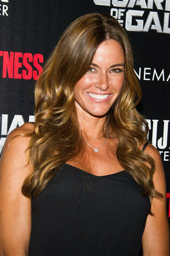 """<div class=""""meta image-caption""""><div class=""""origin-logo origin-image """"><span></span></div><span class=""""caption-text"""">Kelly Killoren Bensimon attends a screening of """"Guardians of the Galaxy"""" in New York (Charles Sykes/Invision/AP)</span></div>"""