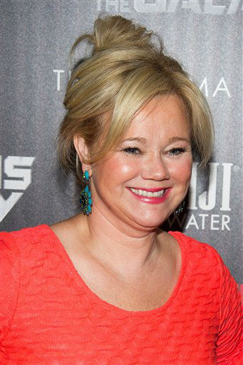 """<div class=""""meta image-caption""""><div class=""""origin-logo origin-image """"><span></span></div><span class=""""caption-text"""">Caroline Rhea attends a screening of """"Guardians of the Galaxy"""" in New York (Charles Sykes/Invision/AP)</span></div>"""