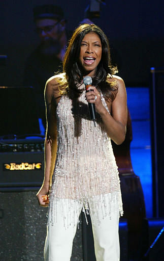 "<div class=""meta image-caption""><div class=""origin-logo origin-image none""><span>none</span></div><span class=""caption-text"">Natalie Cole performs during the ""Salute to the Blues"" concert at Radio City Music Hall  in 2003.  (AP Photo/Stuart Ramson) (AP Photo/ STUART RAMSON)</span></div>"