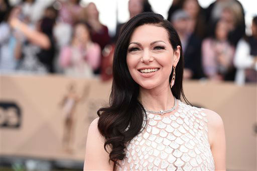 """<div class=""""meta image-caption""""><div class=""""origin-logo origin-image none""""><span>none</span></div><span class=""""caption-text"""">Laura Prepon arrives at the 22nd annual Screen Actors Guild Awards. (Photo by Jordan Strauss/Invision/AP) (Photo/Jordan Strauss)</span></div>"""