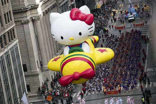"<div class=""meta image-caption""><div class=""origin-logo origin-image none""><span>none</span></div><span class=""caption-text"">A Hello Kitty float. (Photo by Ben Hider/Invision/AP) (Photo/Ben Hider)</span></div>"