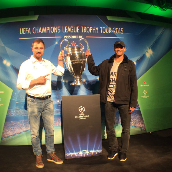"""<div class=""""meta image-caption""""><div class=""""origin-logo origin-image none""""><span>none</span></div><span class=""""caption-text"""">Avid soccer fans gathered at Skylight Modern in New York City to witness the iconic European club soccer trophy. (WABC Photo)</span></div>"""