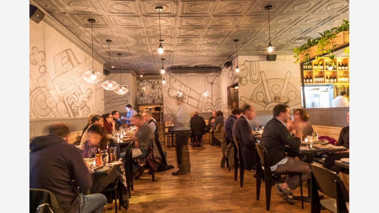 'La Contenta Oeste' Brings Mexican Fare To Greenwich Village