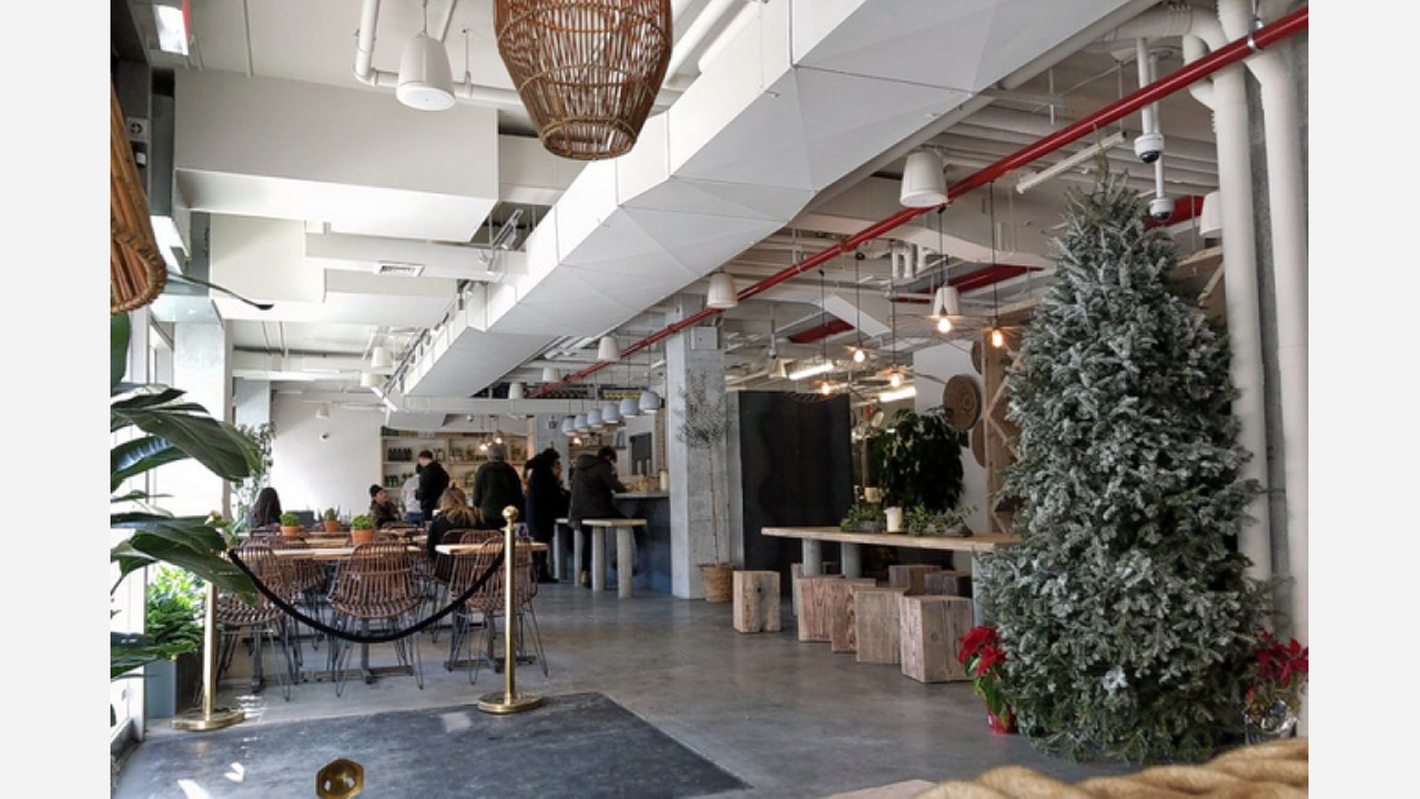 'Greca' Makes Tribeca Debut, With Coffee, Tea, And More