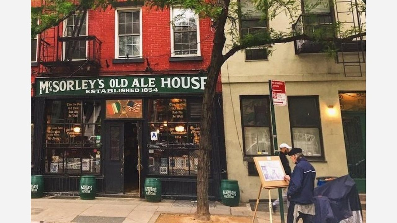 McSorleys Old Ale House | Photo: Ruwan J./Yelp