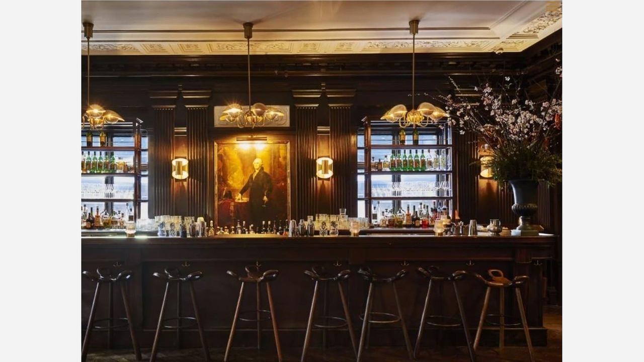 Photo: The George Washington Bar/Yelp