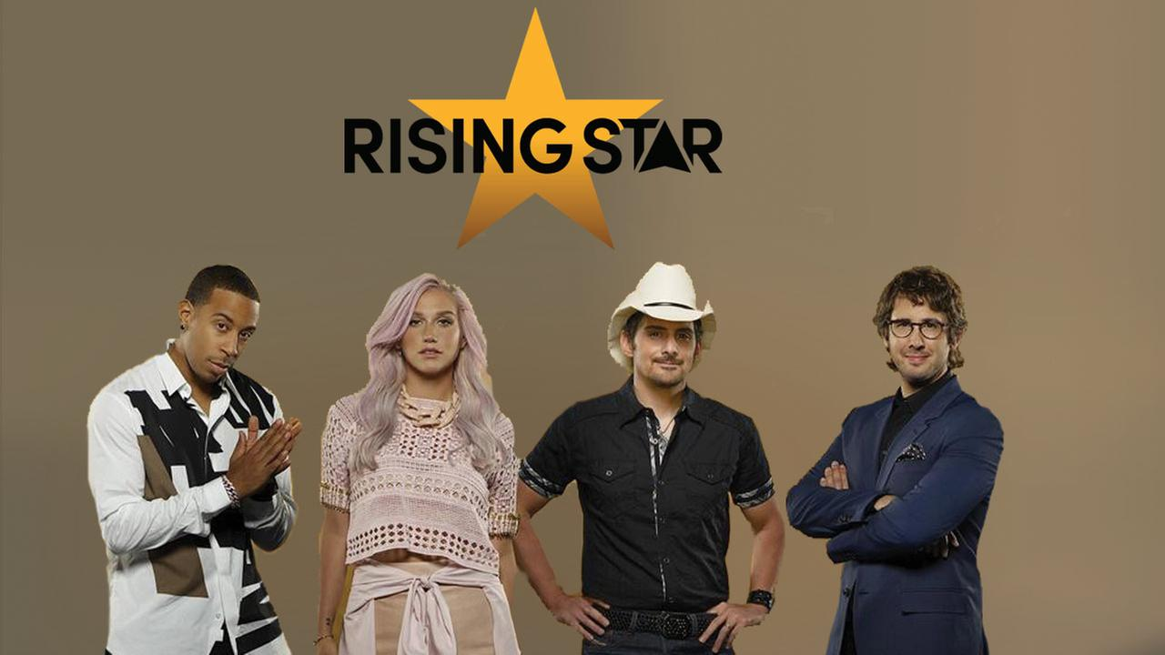 Rising Star: You become the Judge!