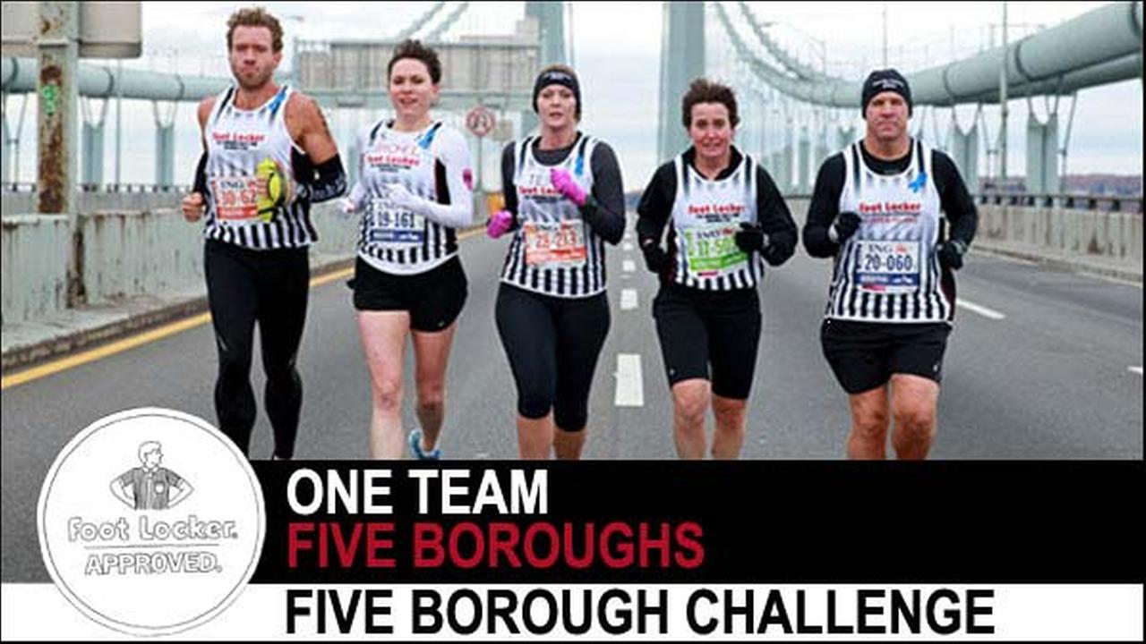 Foot Locker Five Borough Challenge