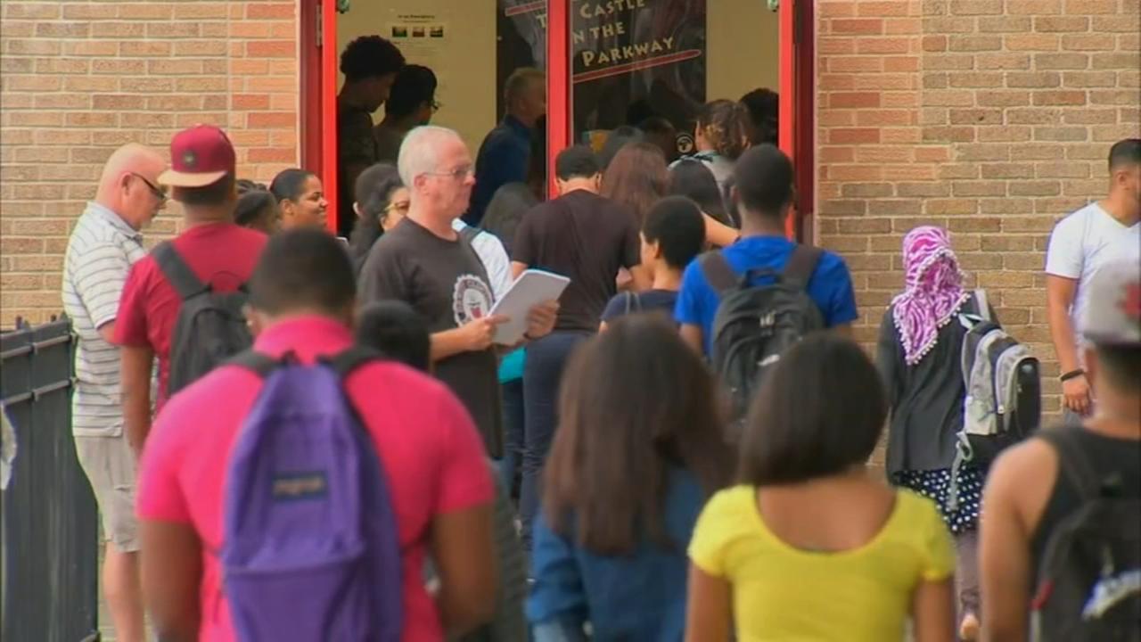NYC Public School students head back to school Thursday
