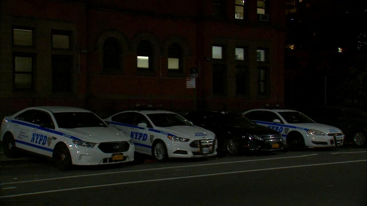 NYPD officer suspended after police gear stolen from unlocked car