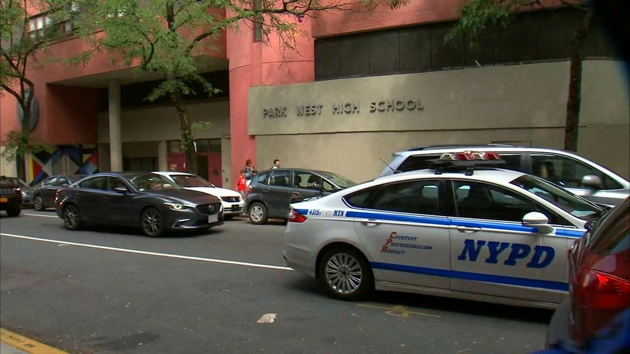 Boy killed by falling soccer goal post in midtown, police say