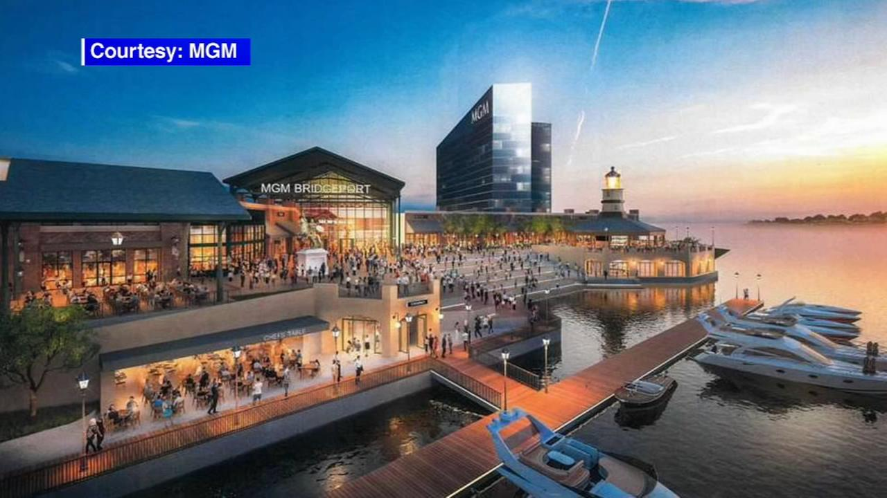 MGM Plans Casino Facility in Bridgeport