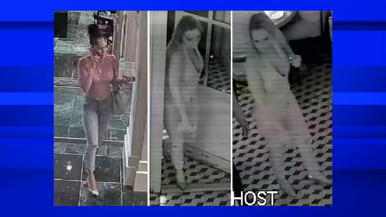2 women wanted for apparently robbing men in NYC hotel rooms