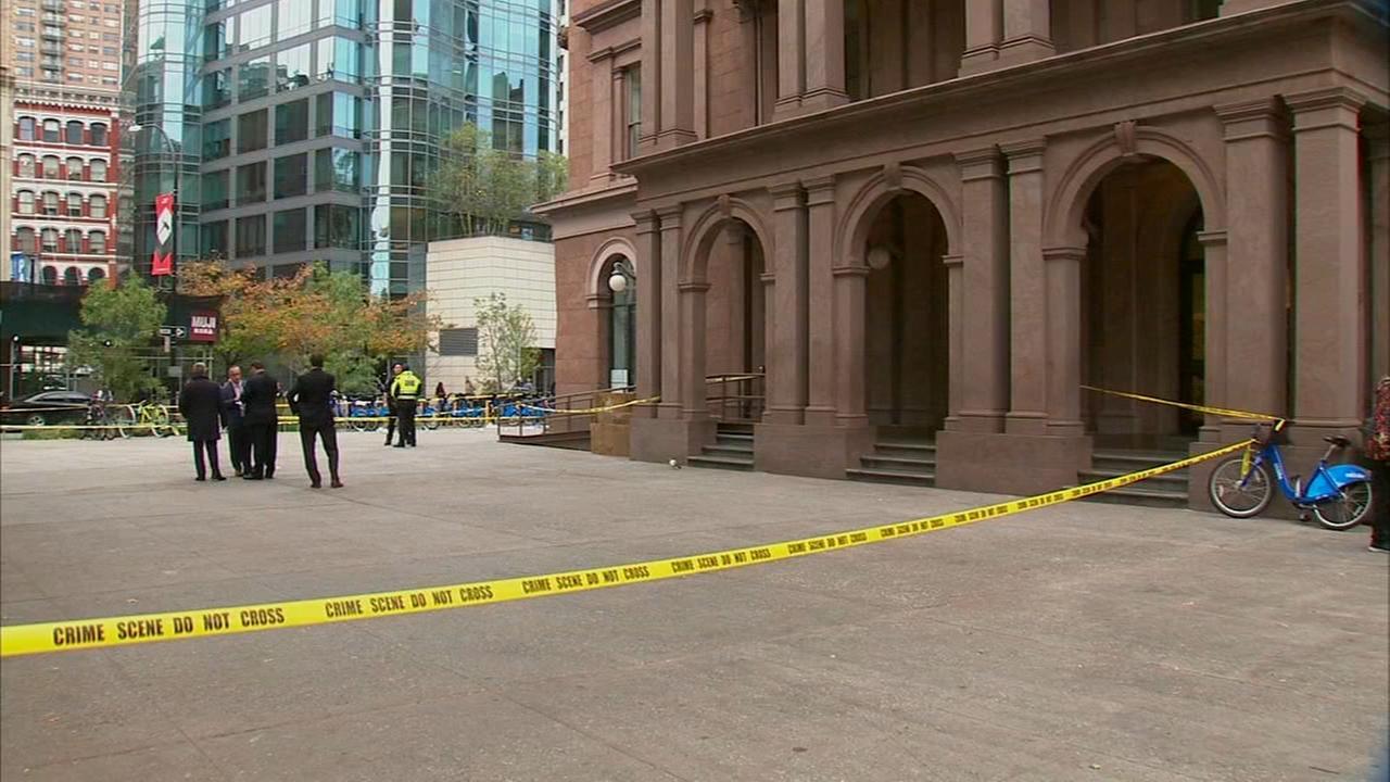 NYPD: Boyfriend fatally shoots girlfriend, himself on East Village street