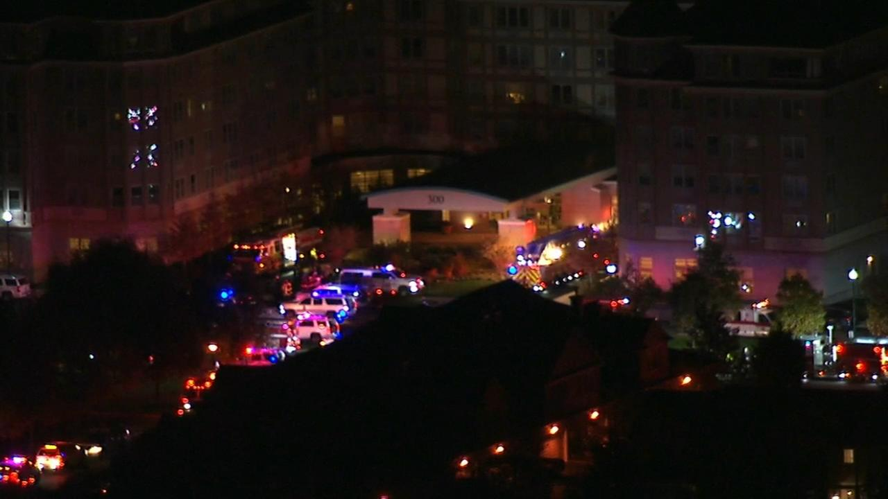 Smoke triggers partial evacuation of senior living center in Port Washington