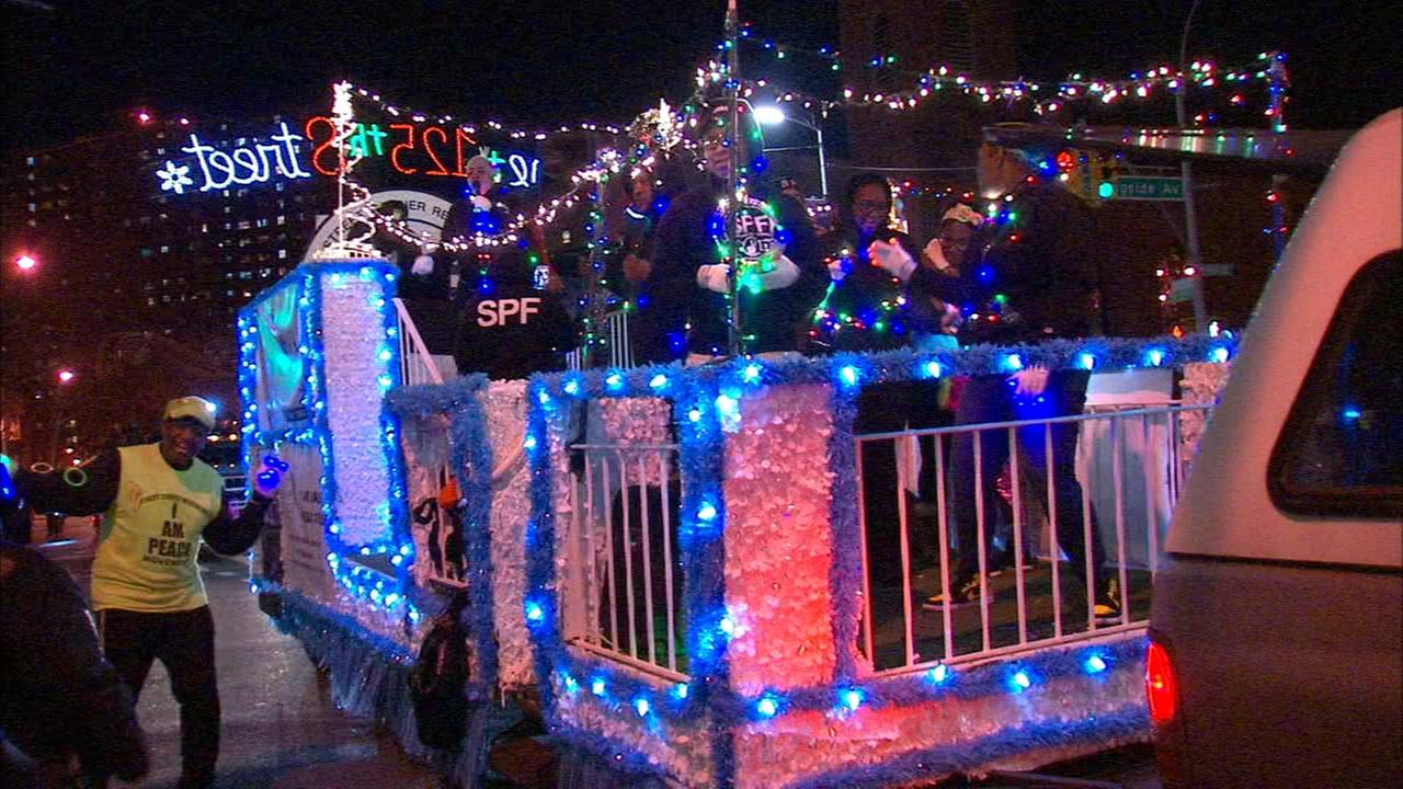 Harlem Holiday Lights Festival makes the season bright