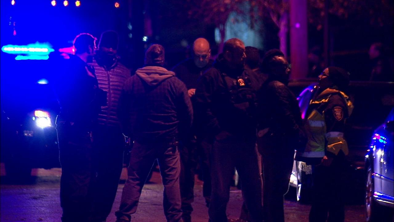 Search for suspect in police-involved shooting in Paterson