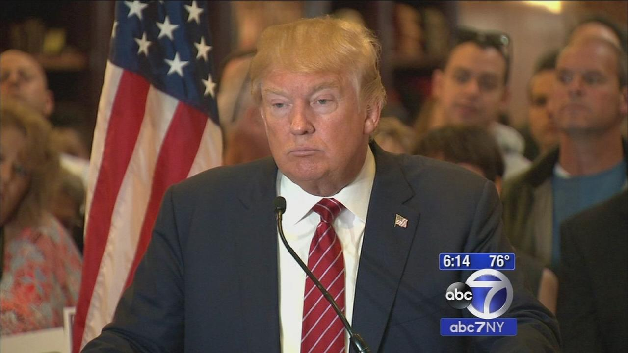 Donald Trump unveils plan he says will lower taxes for millions