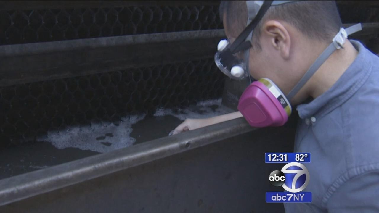 Officials trying to find source of Legionnaires cases in Morris Park