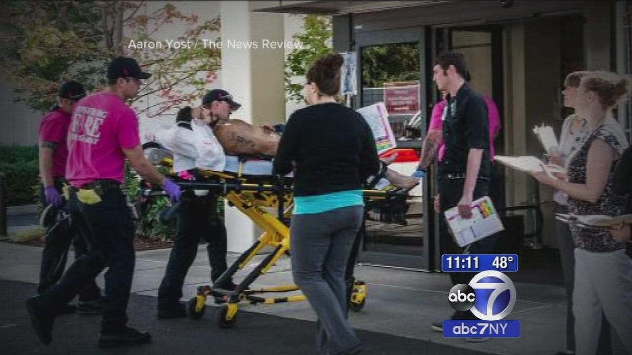 Stories of heroism and strength amid disturbing new details about Oregon gunman