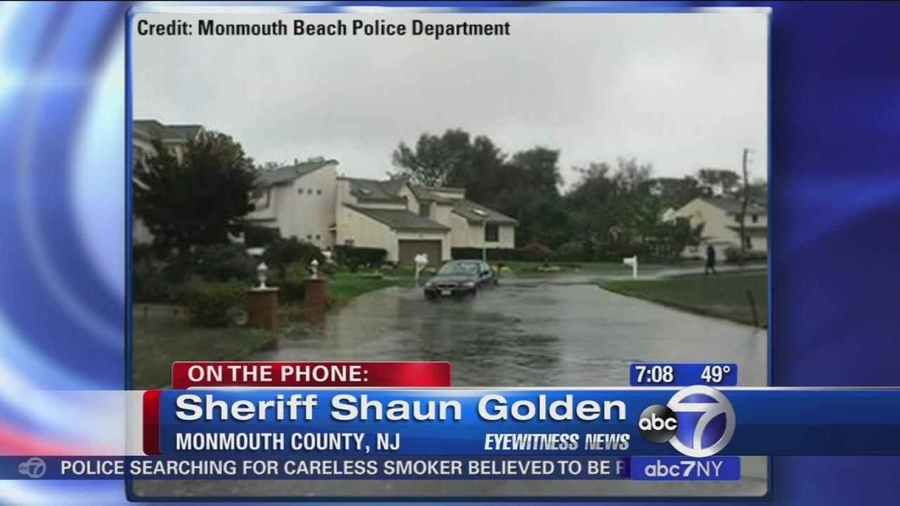 Interview with Monmouth County Sheriff Shaun Golden