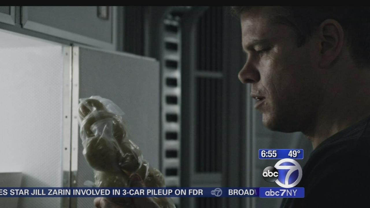 Sandy Kenyon review: The Martian